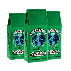 Caffe Carraro vending Globo Verde
