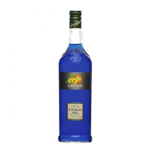 Syrop Giffard Blue Curacao