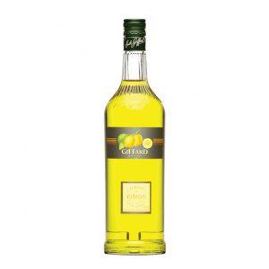 Syrop Giffard Cytrynowy (citron)